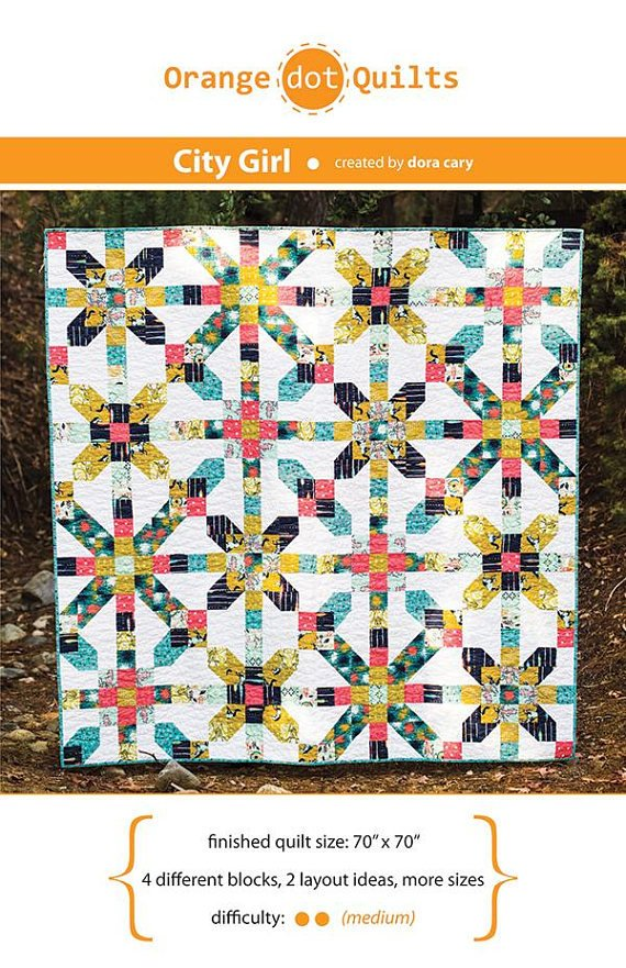 City Girl Quilt Pattern