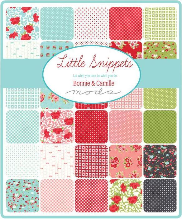 Little Snippets - Charm Pack