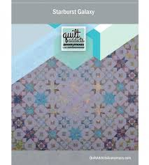 Starburst Galaxy Quilt Pattern