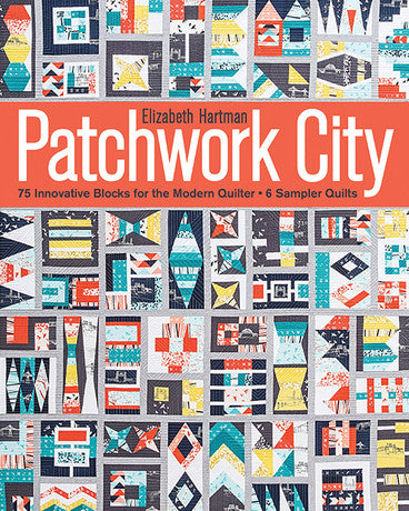 Elizabeth Hartman's Patchwork City Book