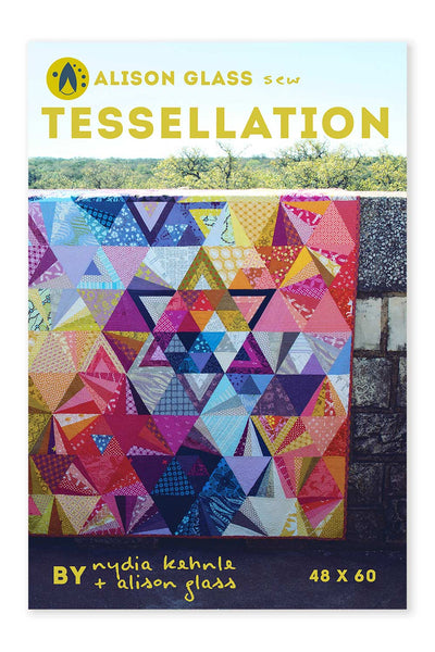 Alison Glass Sew Tessellation Quilt Pattern