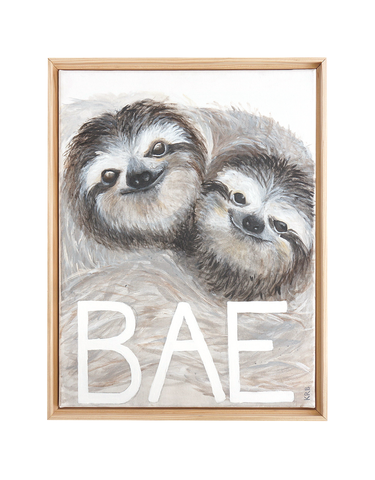 BAE Original Painting