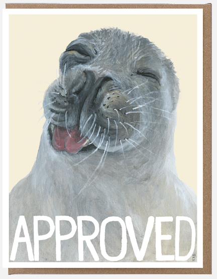 APPROVED Card