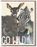 GOWILD Card