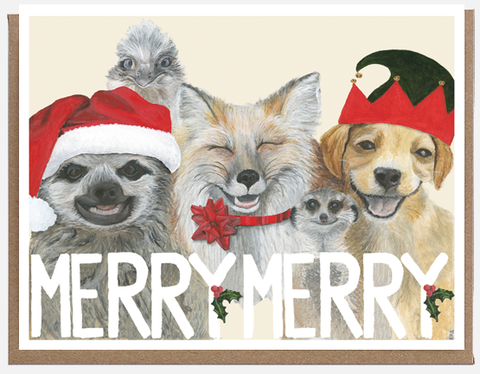 MERRYMERRY Card