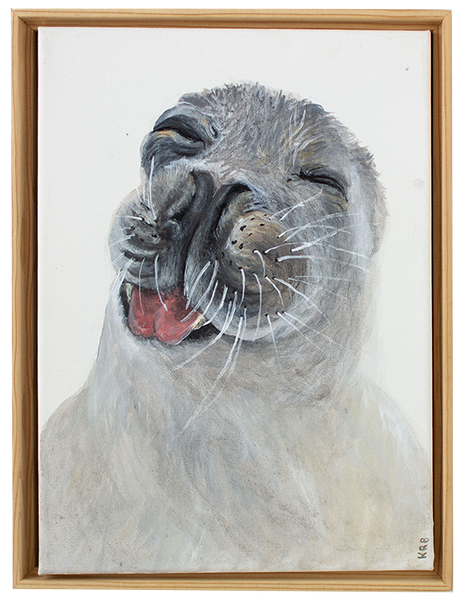 Seal Original Painting
