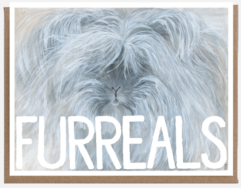 FURREALS Card