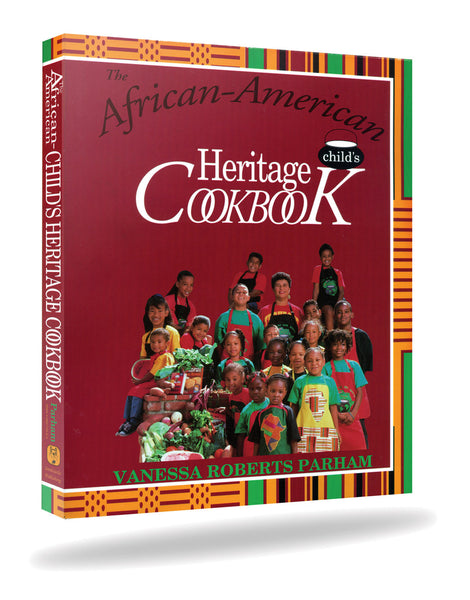 The African-American Heritage Cookbook, by Vanessa Roberts Parham