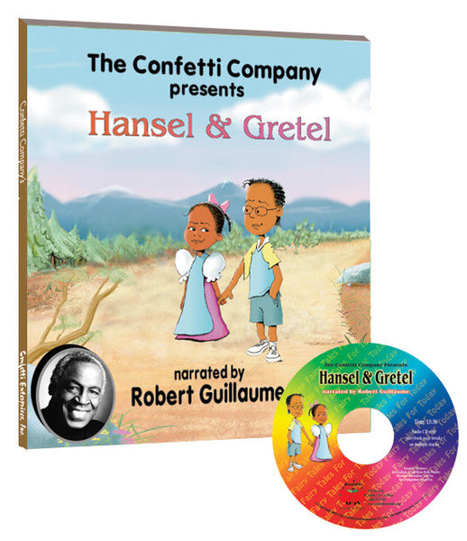 <P>Confetti Company Presents:</P><P>Hansel & Gretel</P>