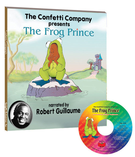 <p>Confetti Company Presents:</p><p>The Frog Prince</p>