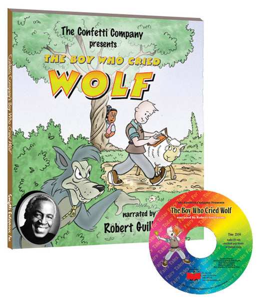 Confetti Company Presents: The Boy Who Cried Wolf