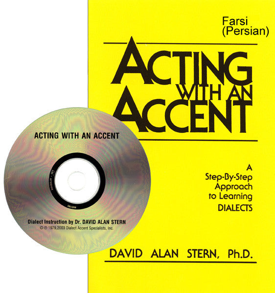 Acting with an Accent:  Farsi