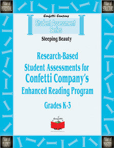 Confetti Company Assessment Series:  Sleeping Beauty