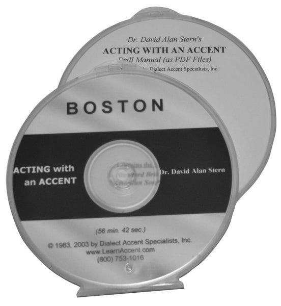 Acting with an Accent:  Boston