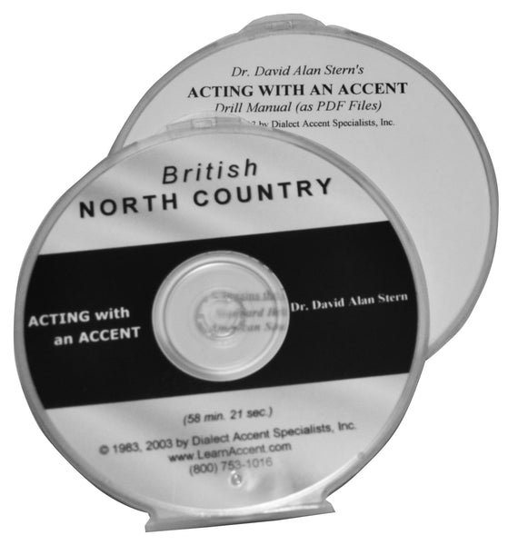 Acting with an Accent:  British North Country