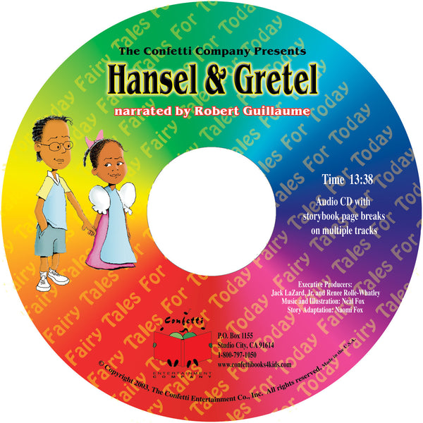 Confetti Company Presents: Hansel & Gretel