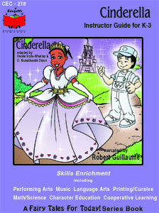 Confetti Company Activity Guide: Cinderella