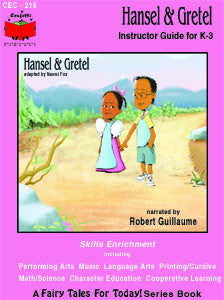 Confetti Company Activity Guide: Hansel & Gretel