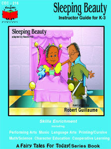 Confetti Company Activity Guide: Sleeping Beauty
