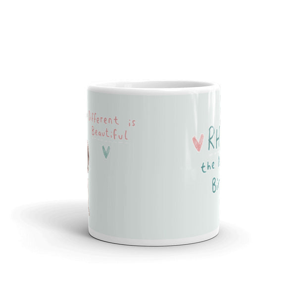 Rhea - Different is Beautiful Mug