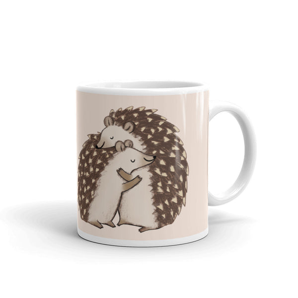Hedge-hugs Mug
