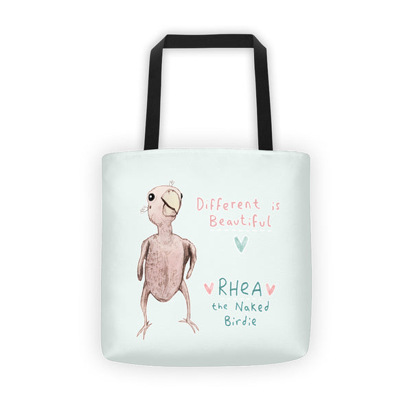Rhea - Different is Beautiful Tote Bag