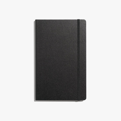 Construction Notebook - Black