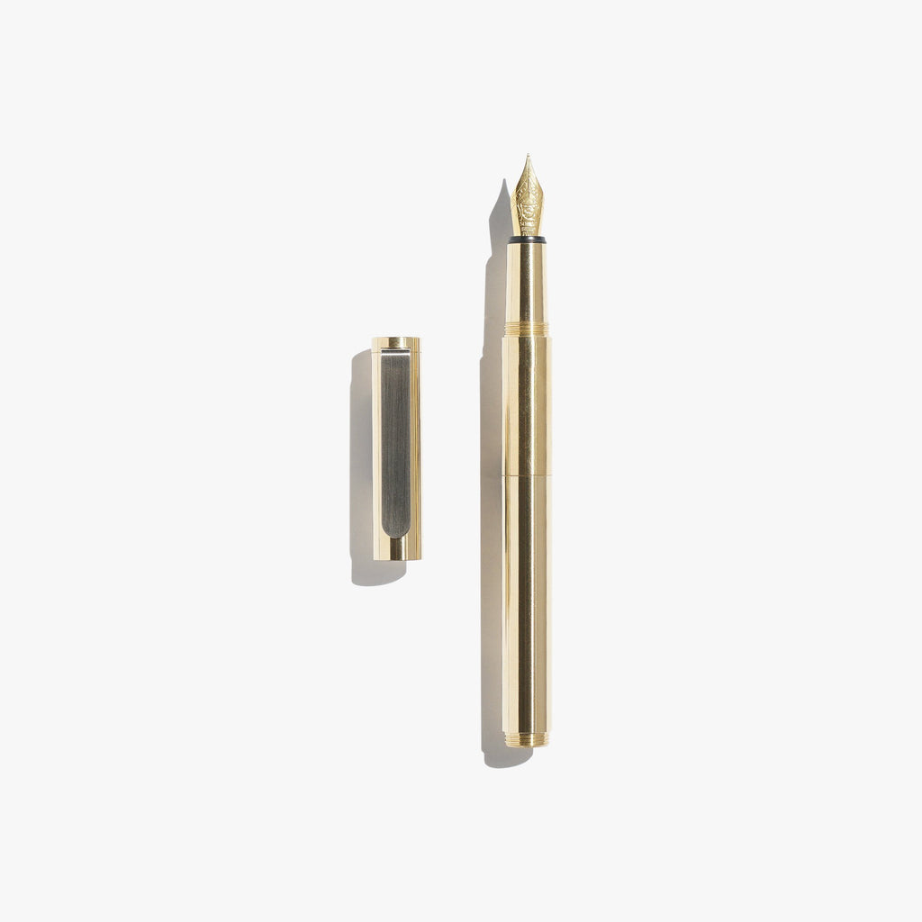 Pocket FP + Extender - Brass
