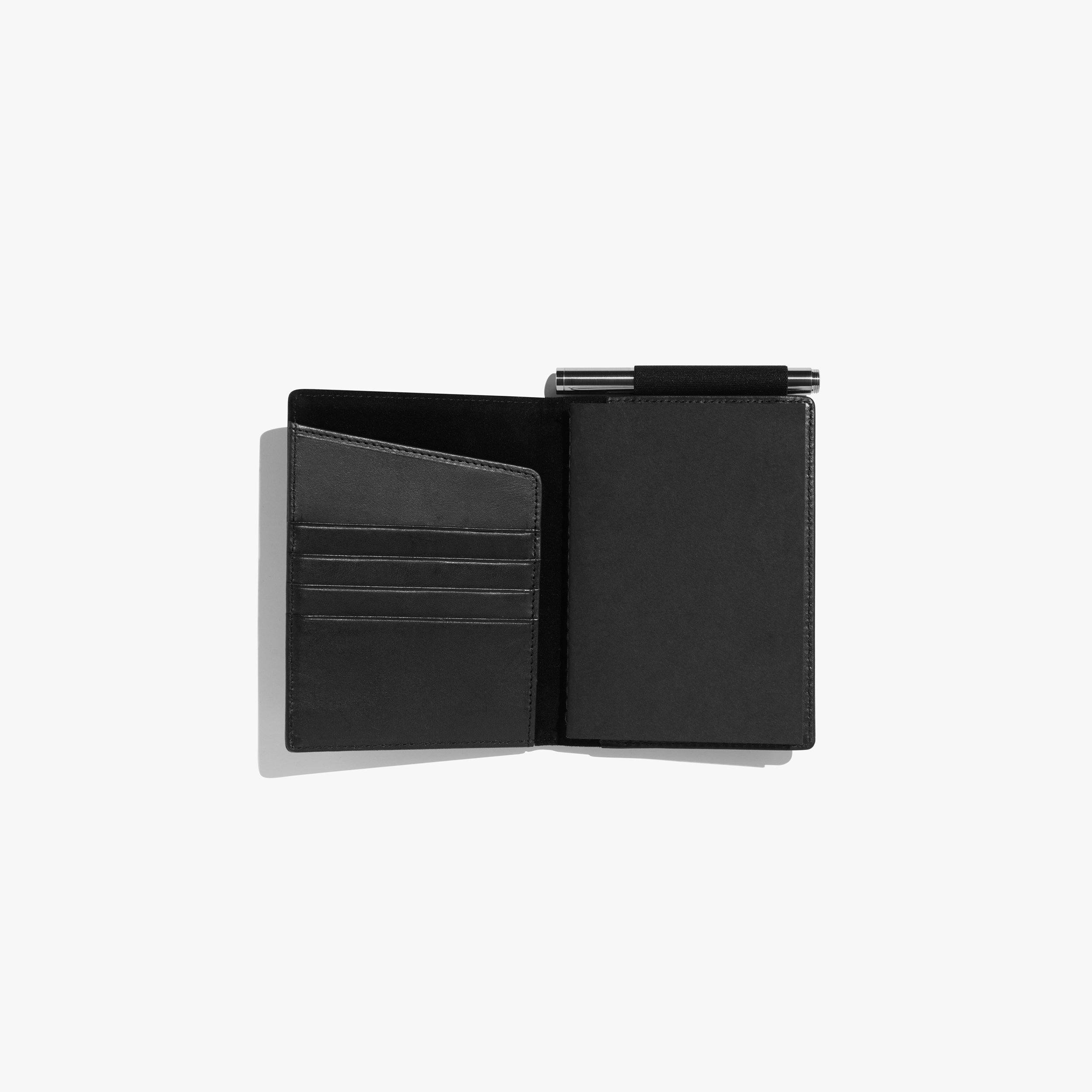 Leather Passport Sleeve