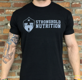 Mens Short Sleeved Tshirt - Stronghold Nutrition