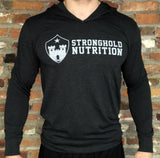 Unisex Long Sleeve Hoodie - Stronghold Nutrition