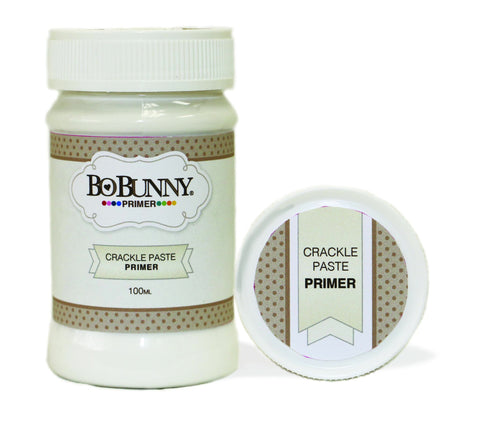 BoBunny Crackle Paste Primer