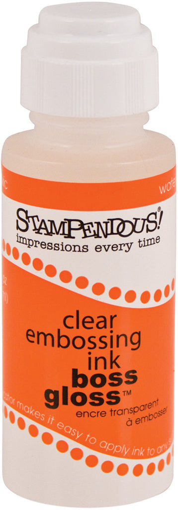 Stampendous Clear Embossing Ink