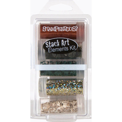 Stampendous Stack Art Elements Survival