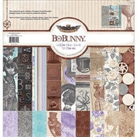 BoBunny Penny Emporium 12 x 12 Collection Pack