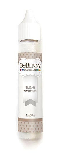 BoBunny Double Dot Pearlescents Sugar