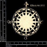 Dusty Attic Compass Rose
