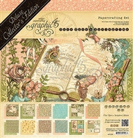 Graphic 45 Once Upon A Springtime Deluxe Edition