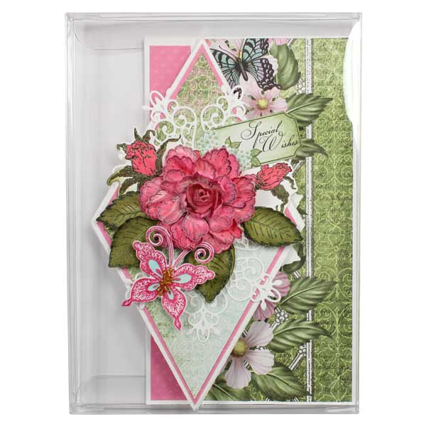 Heartfelt Creations Clear Boxes 5-1/8 x 7-1/8