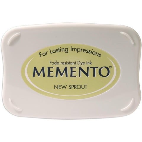 Memento Inkpad New Sprout