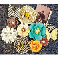 Prima Marketing Timeless Memories Flowers Nostalgia
