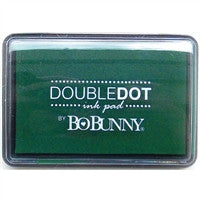 BoBunny Double Dot Pigment Ink Pad Emerald