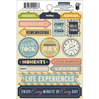 Fancy Pants Collecting Moments Label Stickers