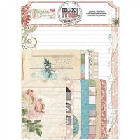 BoBunny Garden Journal Misc Me Journals