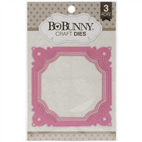 BoBunny Craft Die Portrait Frame
