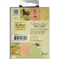 Prima Marketing Bedtime Story Notecards 3 x 4 Journal