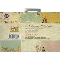 Prima Marketing Bedtime Story Notecards 4 x 6 Journal