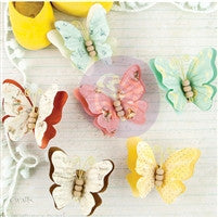 Prima Marketing Bedtime Story Flower Butterflies Mena