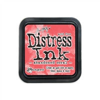 Tim Holtz Distress Ink Pad February Abandoned Coral