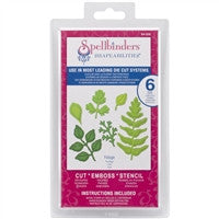 Spellbinders Shapeabilities Foliage